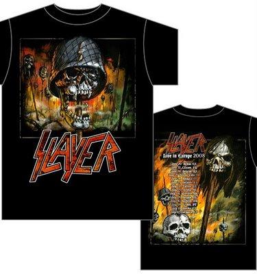 differents Artwork Slayer17