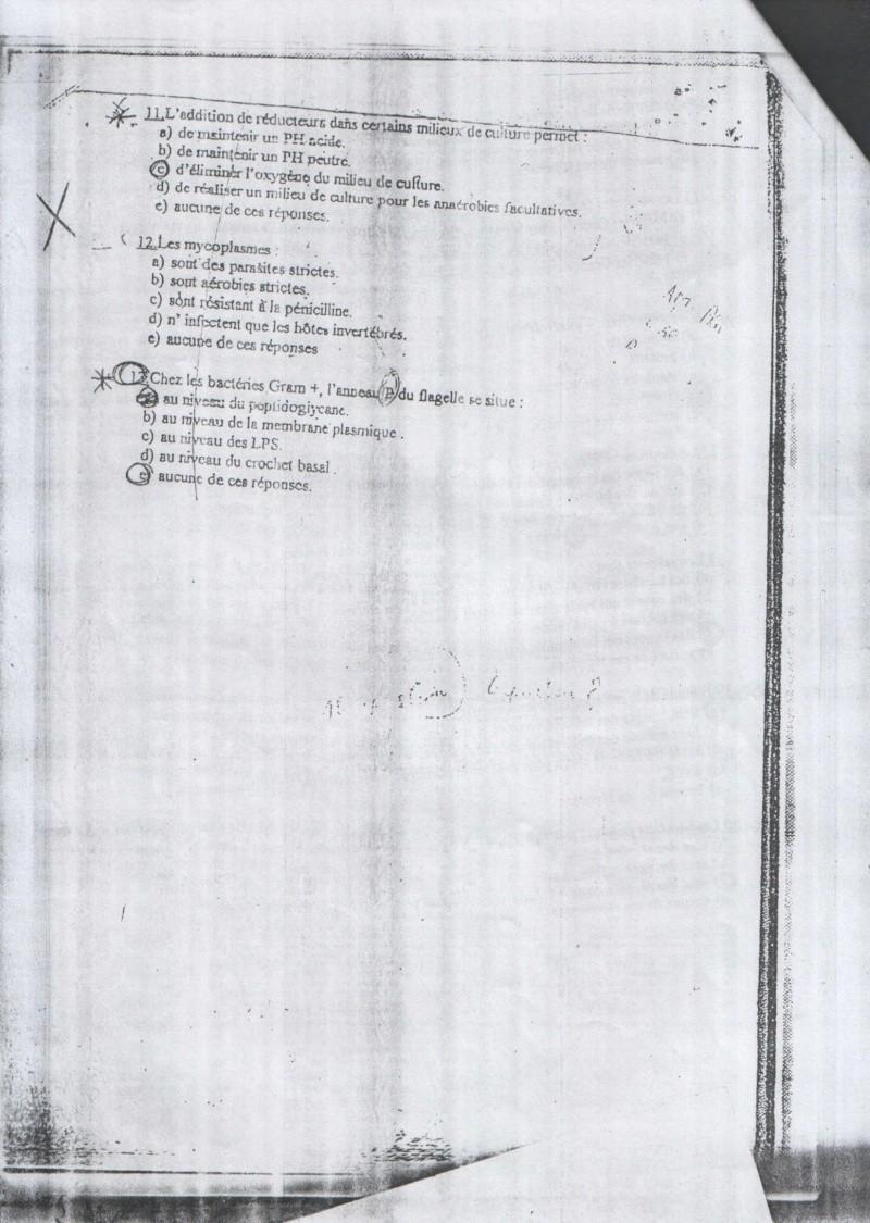 sujetsd'examens de micro ^_^ 1811
