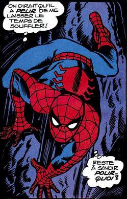 Le rêve de Spiderman Spider10