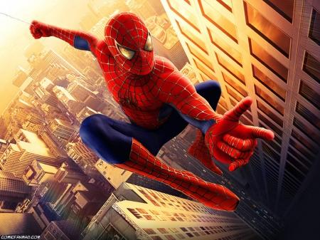 Le rêve de Spiderman Spider11