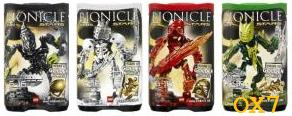 BIONICLE OX7 FORUM - Portail 201010