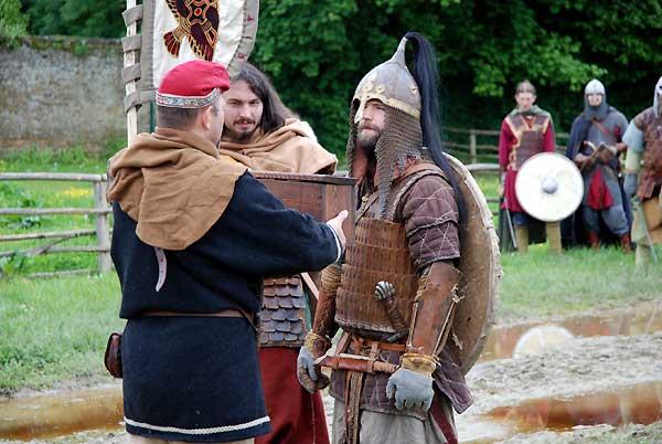 Journées Vikings archéosite de Marle - Mai 2009 1010