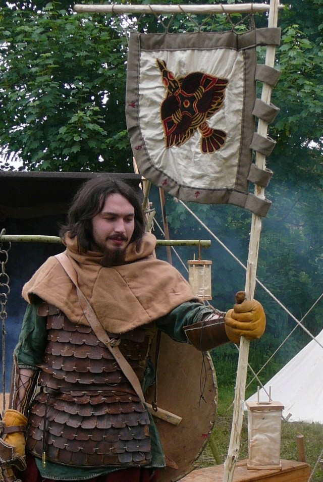 Journées Vikings archéosite de Marle - Mai 2009 P1090713