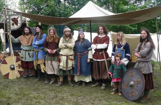 Journées Vikings archéosite de Marle - Mai 2009 P1100013