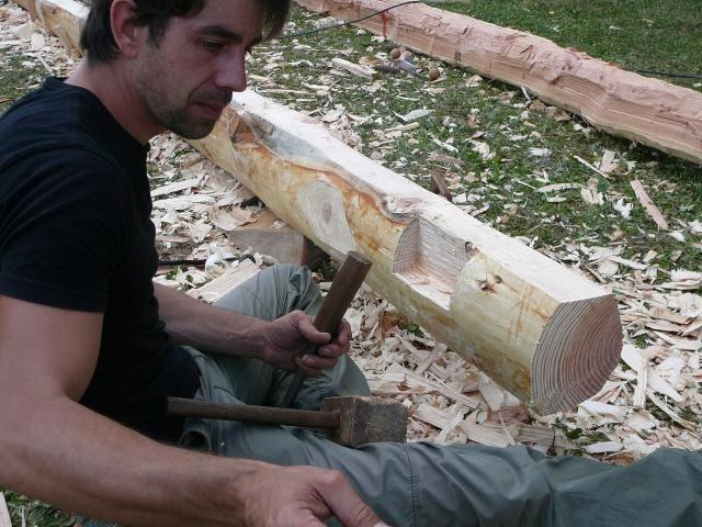Expérimentation maison an mil - Juillet 2009 P1100612