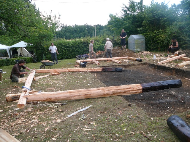 Expérimentation maison an mil - Juillet 2009 P1100712