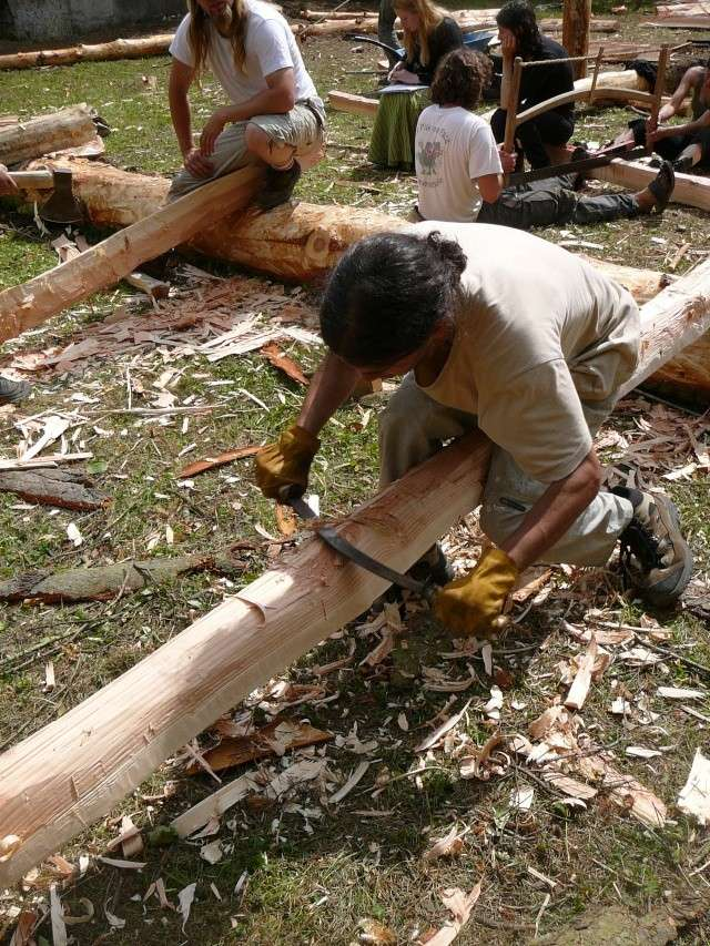 Expérimentation maison an mil - Juillet 2009 P1100718
