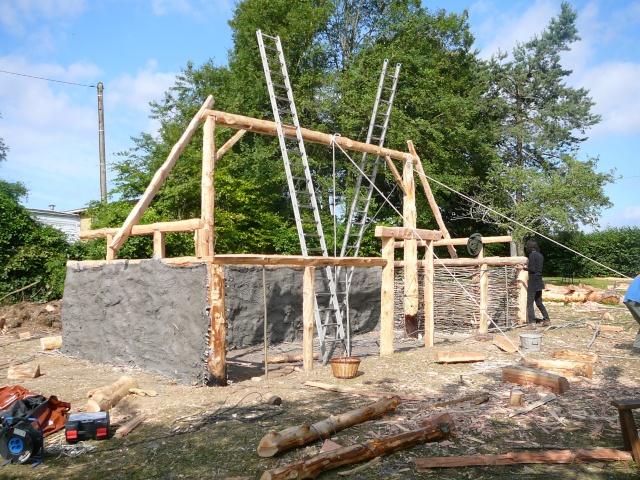 Expérimentation maison an mil - Juillet 2009 P1100813
