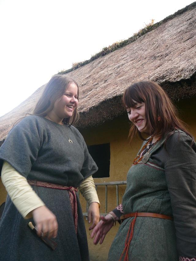 Samain à l'archéosite de Marle - Octobre 2009 P1120420