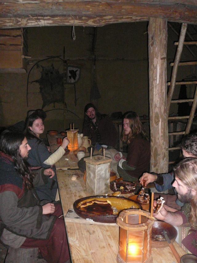 Samain à l'archéosite de Marle - Octobre 2009 P1120510