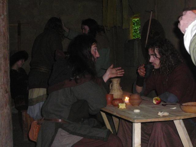 Samain à l'archéosite de Marle - Octobre 2009 P1120511
