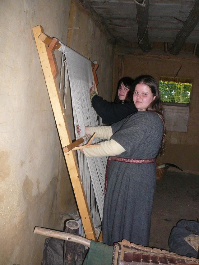Samain à l'archéosite de Marle - Octobre 2009 P1120610
