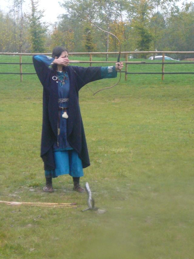 Samain à l'archéosite de Marle - Octobre 2009 P1120614