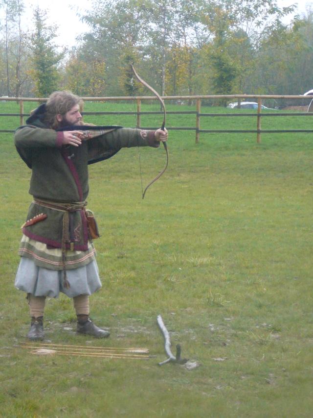 Samain à l'archéosite de Marle - Octobre 2009 P1120615