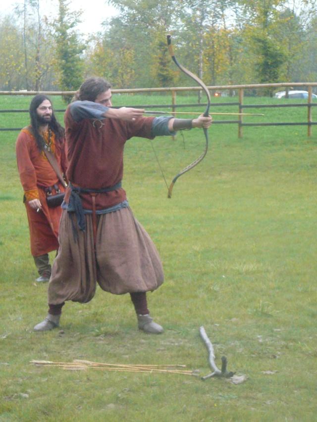 Samain à l'archéosite de Marle - Octobre 2009 P1120616