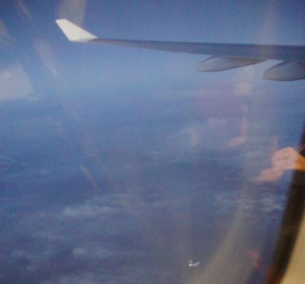 Accompagnement en Haute Altitude qq. part au dessus de l'Afrique centrale Dsc08915