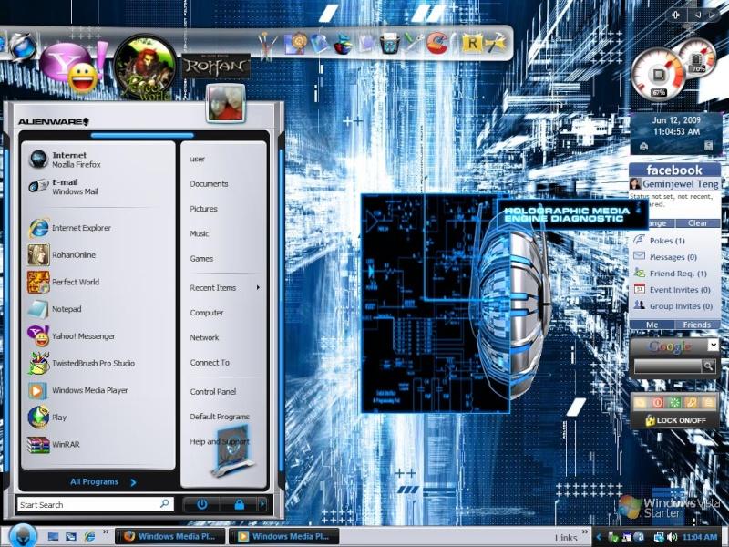 Ano itsura ng Desktop mo? - Page 2 Deskto11