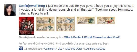 FaceBook Quiz (What PW Char suits you Best) Quiz10