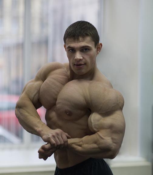 Alexei Lesukov à 2 jours du Grand Prix Imperium Fitness Post-110