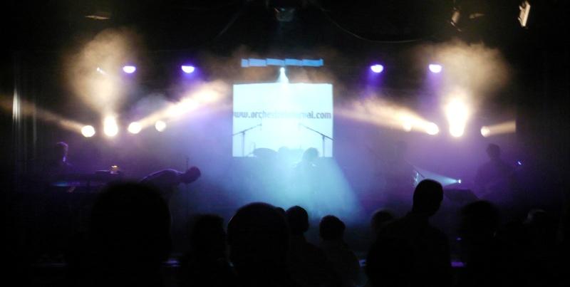 Pouzauges - 21 novembre 2009 - sainte barbe P1040419
