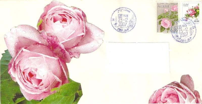 mes jolie lettres vers l'étranger Numari21