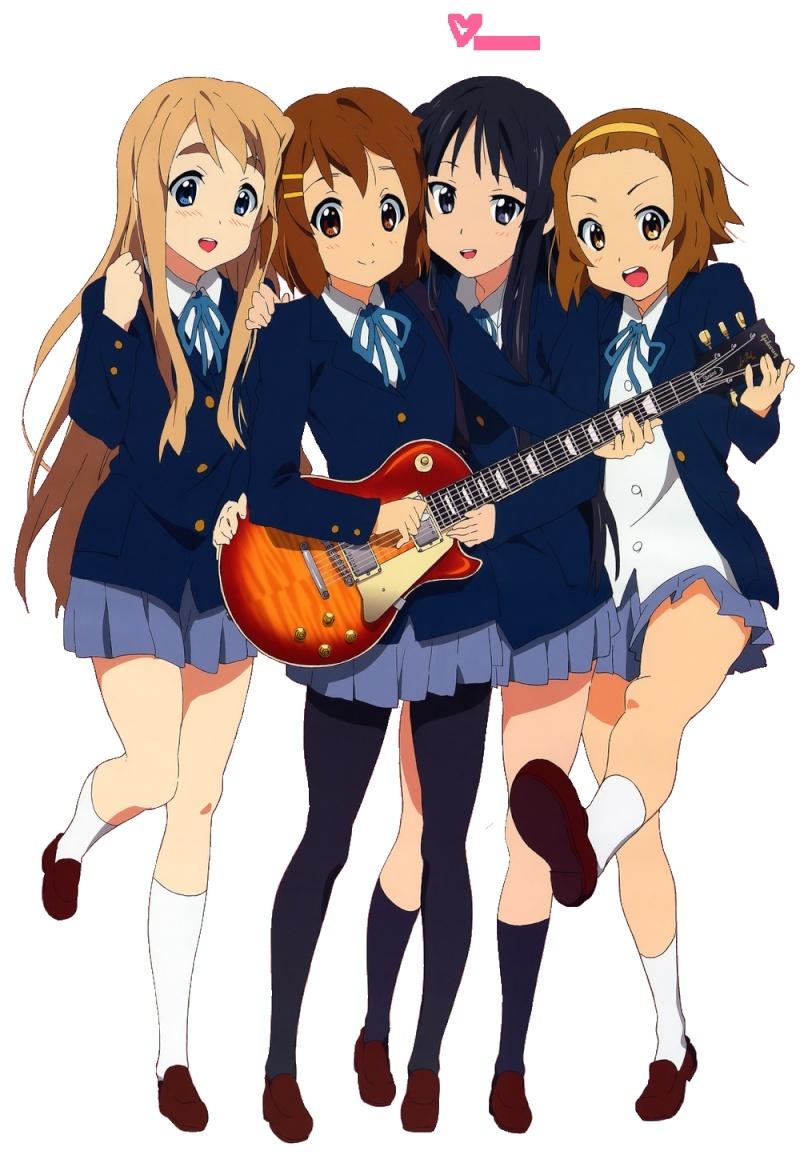 K-On!! Anime sobre musica Animes10
