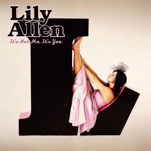 Lily Allen - It's not me it's you 41wbvd10