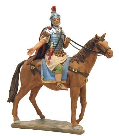 Romanos a caballo Centur11