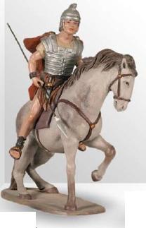 Romanos a caballo Legion11