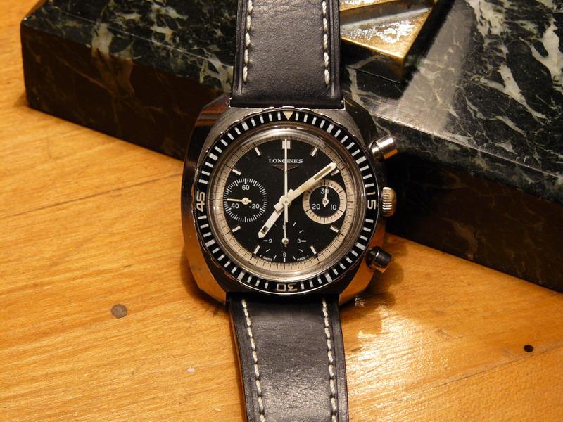 Révision Longines 330: montre de plongée ou pas? P1120610