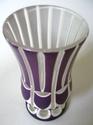 Purple/white flashed vase - Bohemian? Img_2014
