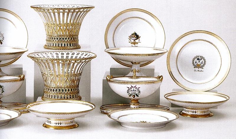 Exposition des Sèvres de la collection royale à Londres 03323510