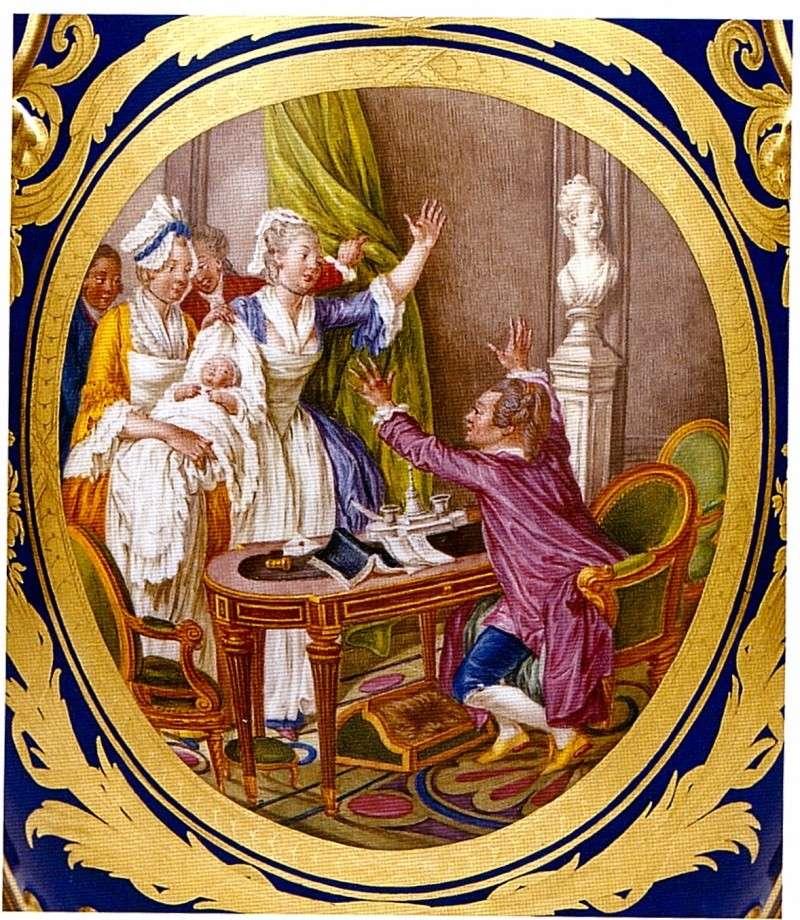 Exposition des Sèvres de la collection royale à Londres 03340811