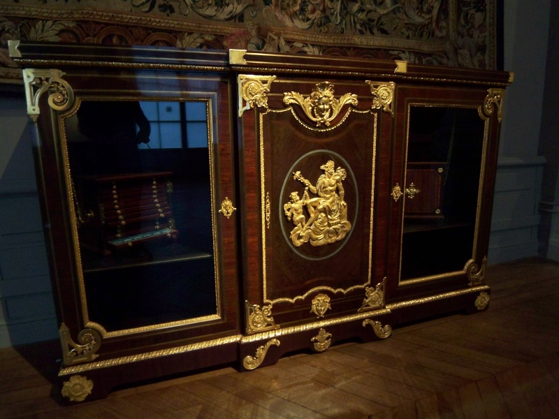Fastes royaux, la collection de tapisseries de Louis XIV 100_8415