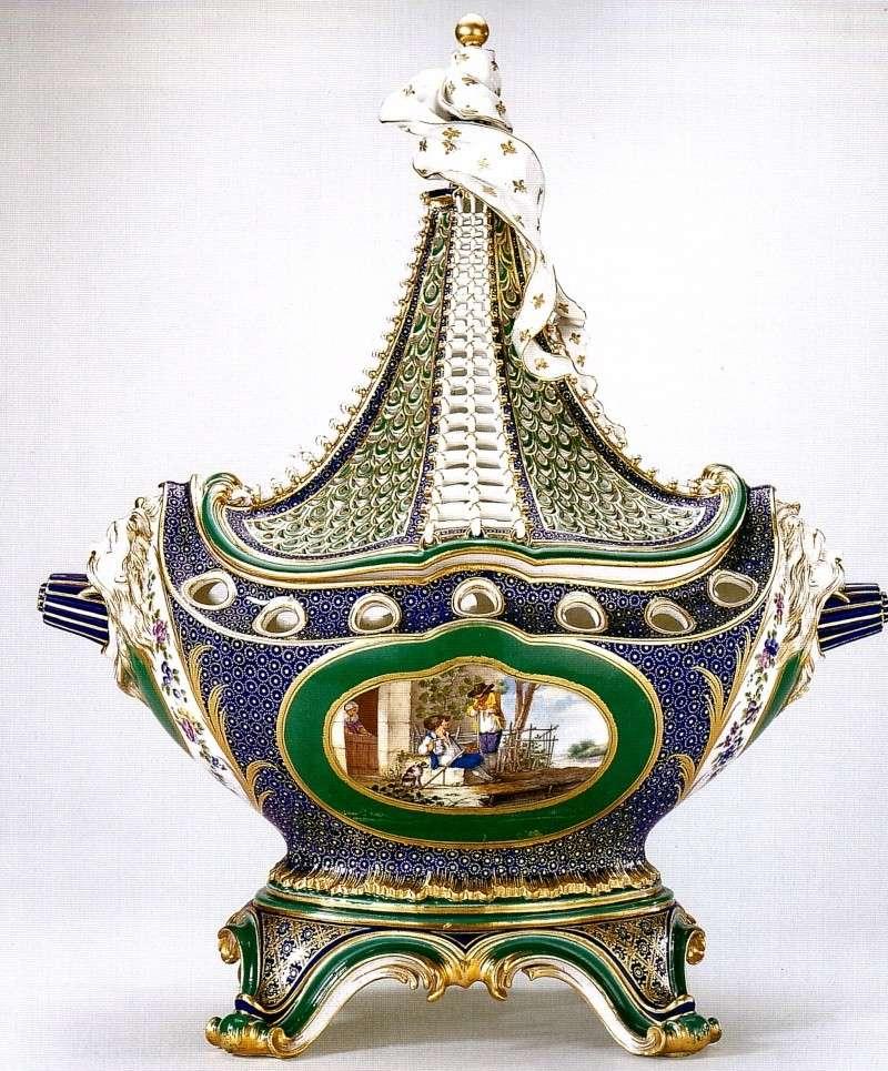 Exposition des Sèvres de la collection royale à Londres 18095210