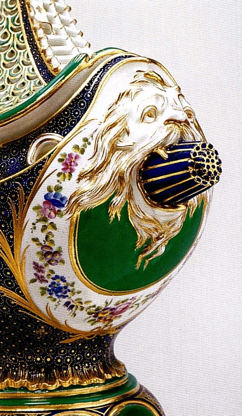 Exposition des Sèvres de la collection royale à Londres 18102910