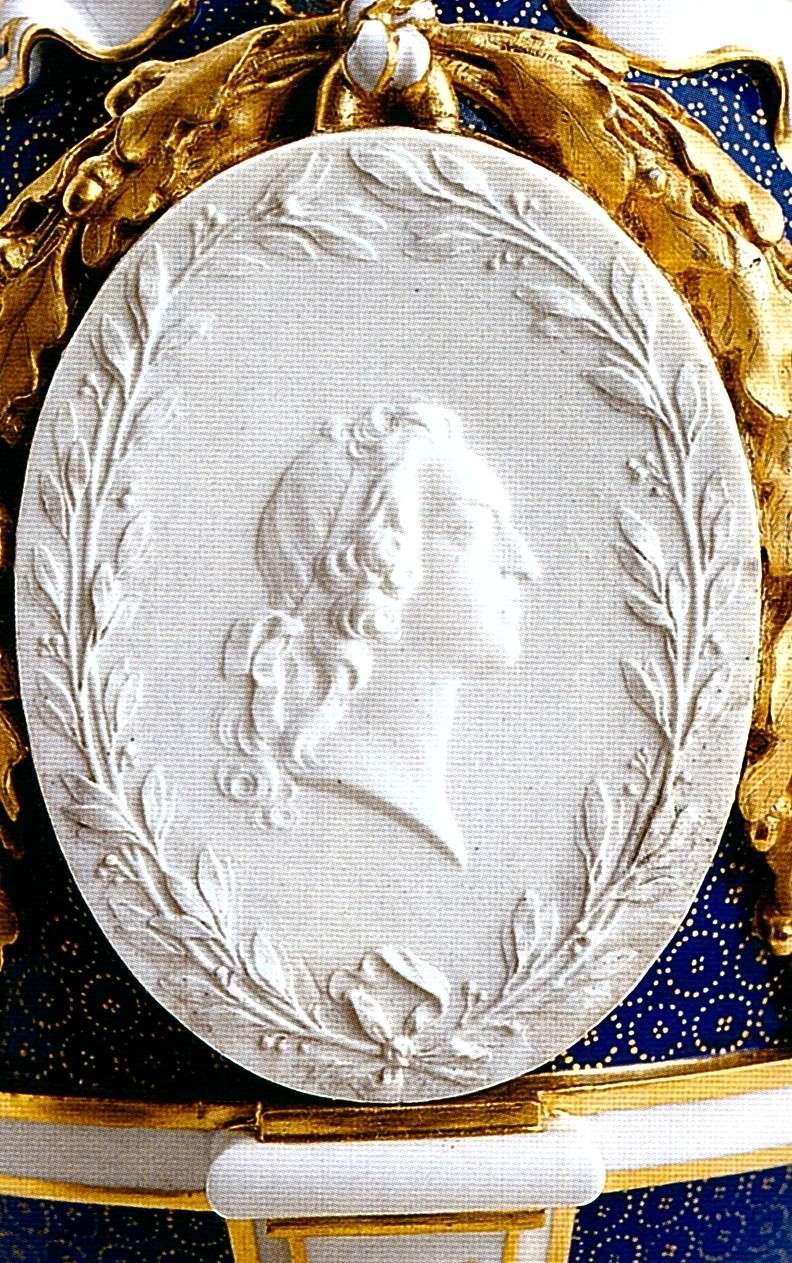 Exposition des Sèvres de la collection royale à Londres 18171410