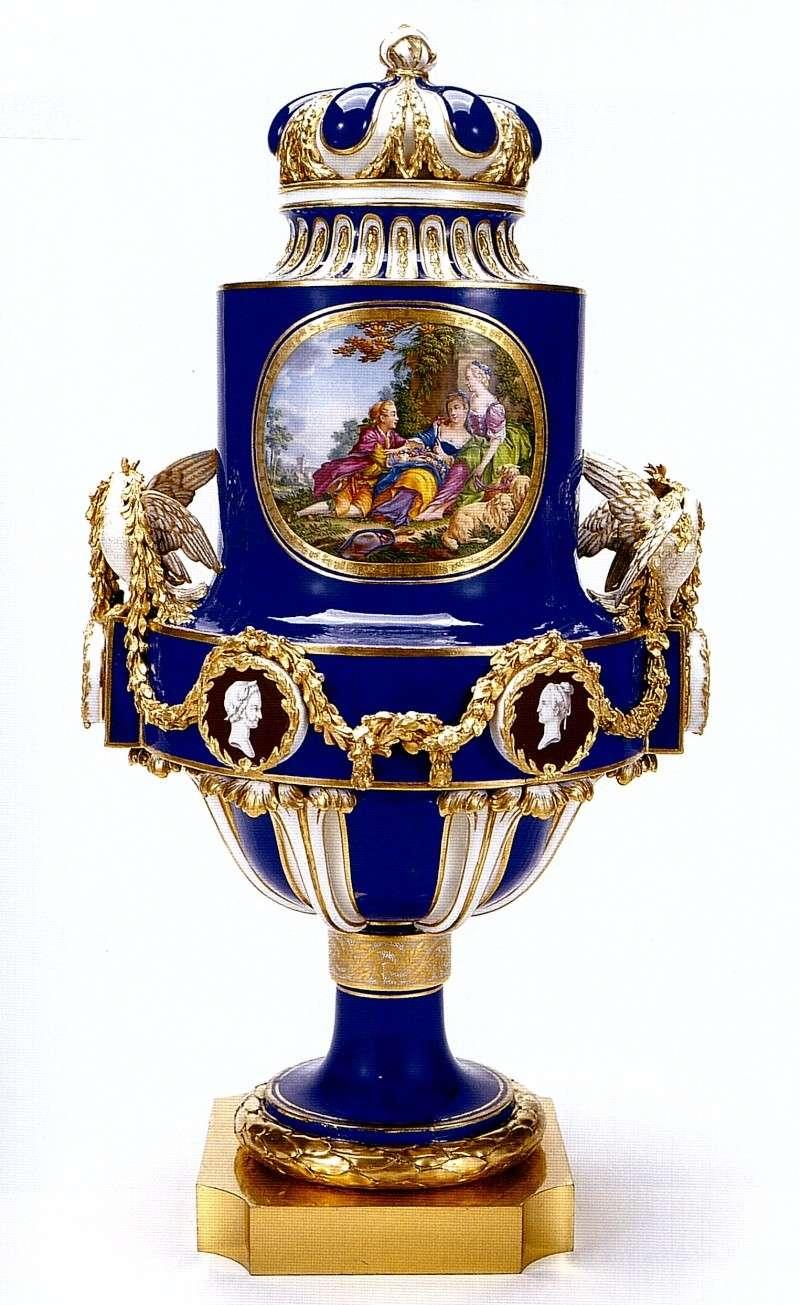 Exposition des Sèvres de la collection royale à Londres 18181610