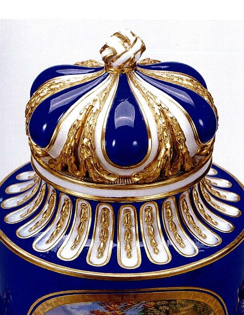 Exposition des Sèvres de la collection royale à Londres 18192410