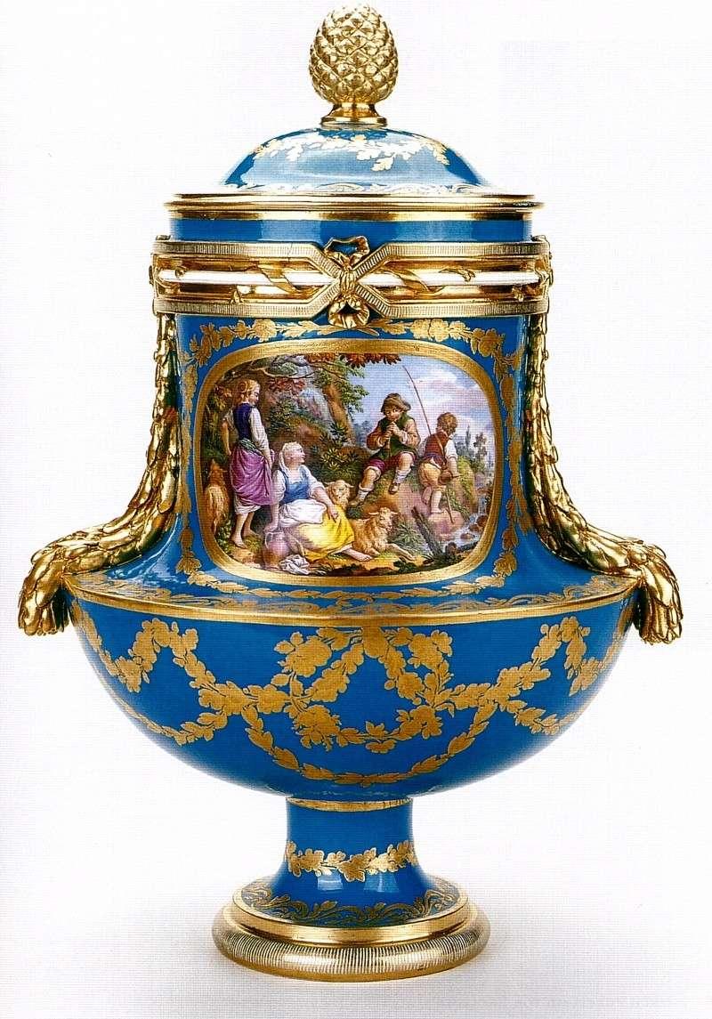 Exposition des Sèvres de la collection royale à Londres 18203910