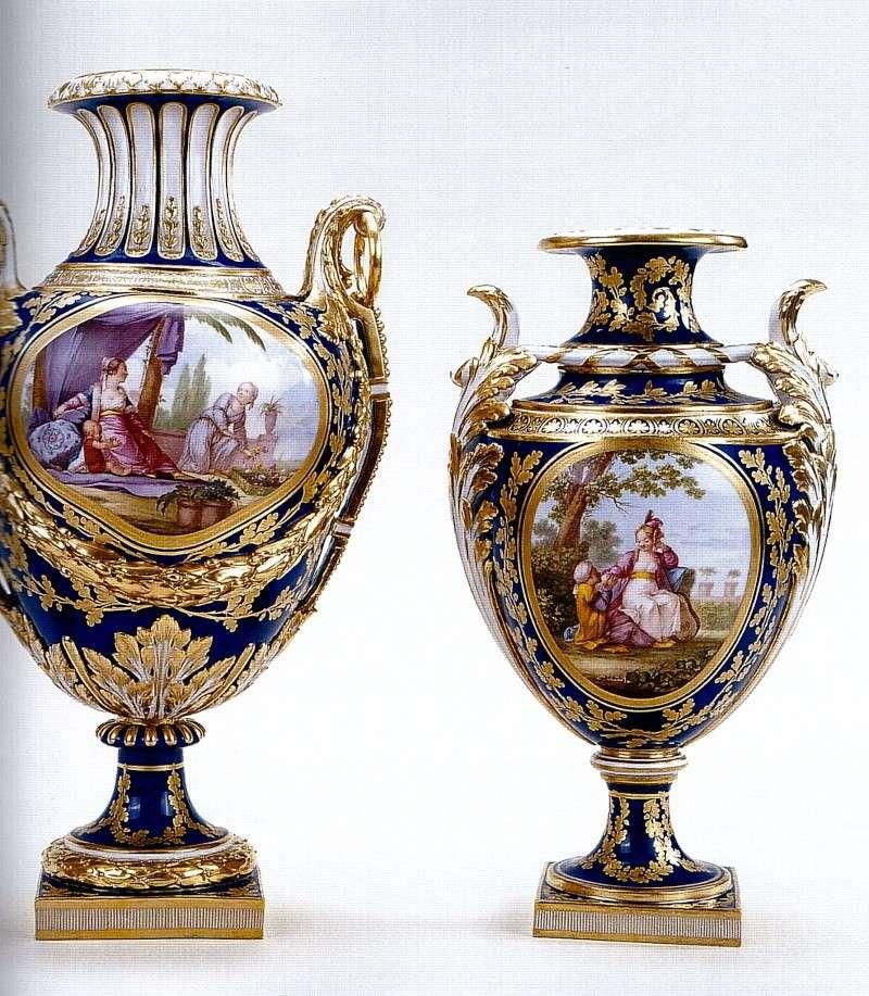 Exposition des Sèvres de la collection royale à Londres 18221710