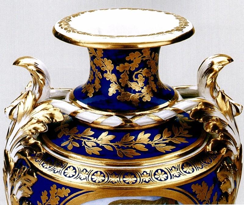 Exposition des Sèvres de la collection royale à Londres 18230610
