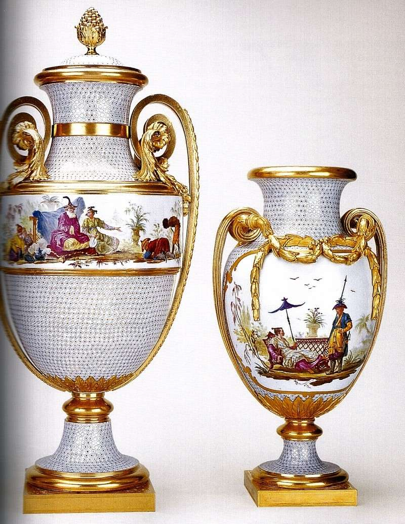 Exposition des Sèvres de la collection royale à Londres 18243510