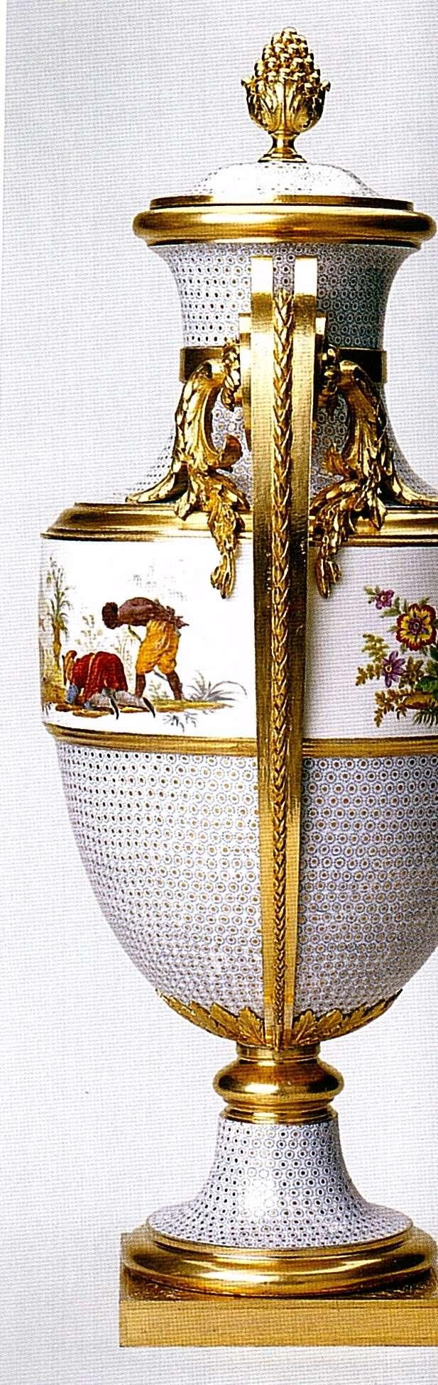 Exposition des Sèvres de la collection royale à Londres 18252210