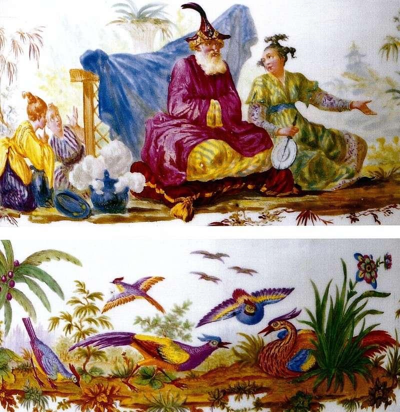 Exposition des Sèvres de la collection royale à Londres 18260710
