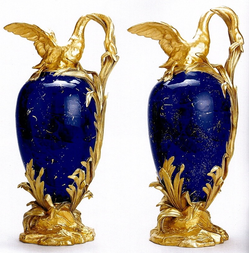 Exposition des Sèvres de la collection royale à Londres 18270810