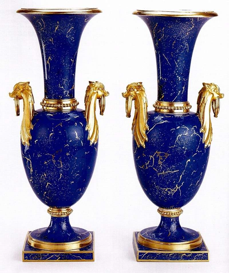 Exposition des Sèvres de la collection royale à Londres 18280210