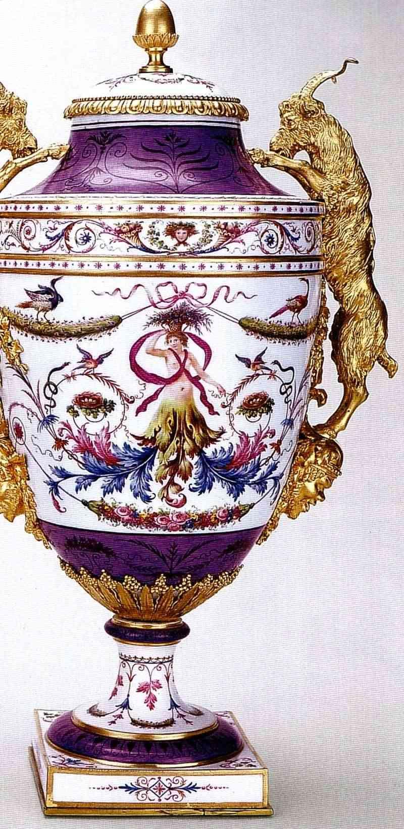 Exposition des Sèvres de la collection royale à Londres 18293610