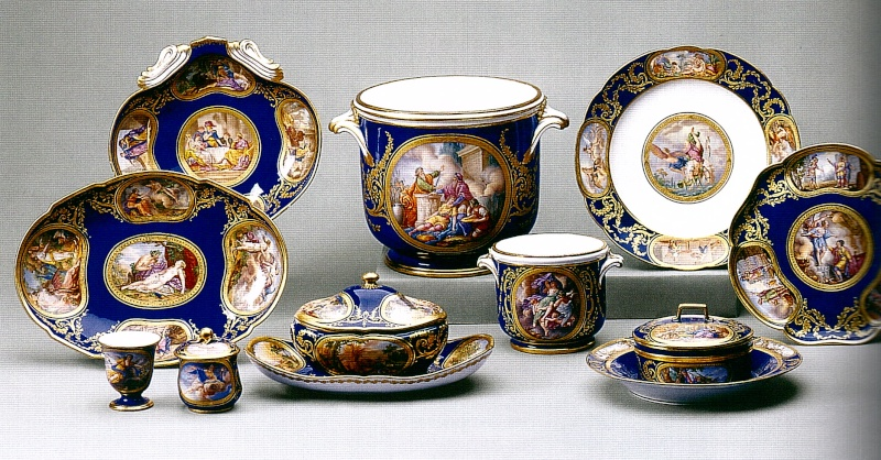 Exposition des Sèvres de la collection royale à Londres 18333210