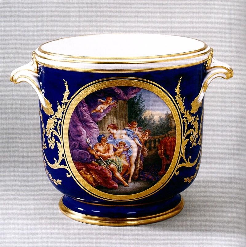 Exposition des Sèvres de la collection royale à Londres 18341110